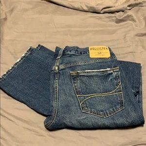 Hollister 34x34 Classic Straight men's jeans